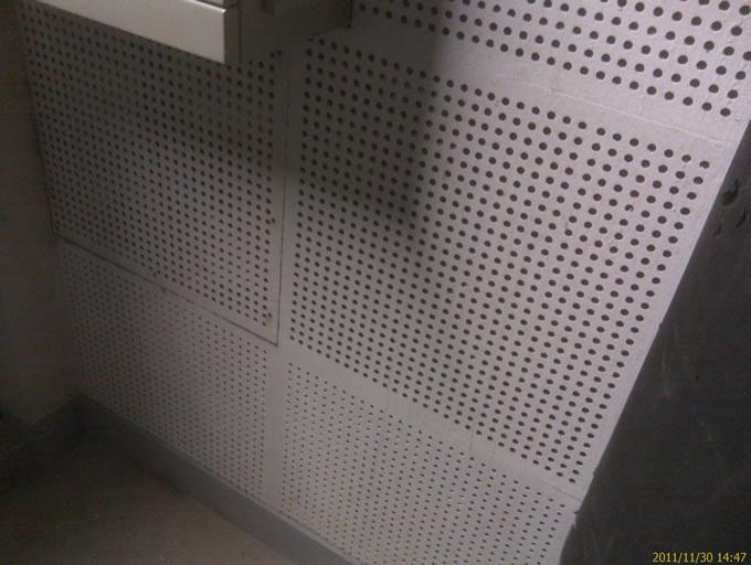 硅钙板吸音工程